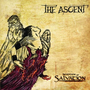 "Image of THE ASCENT - ""Inception of Salvation"" LP"