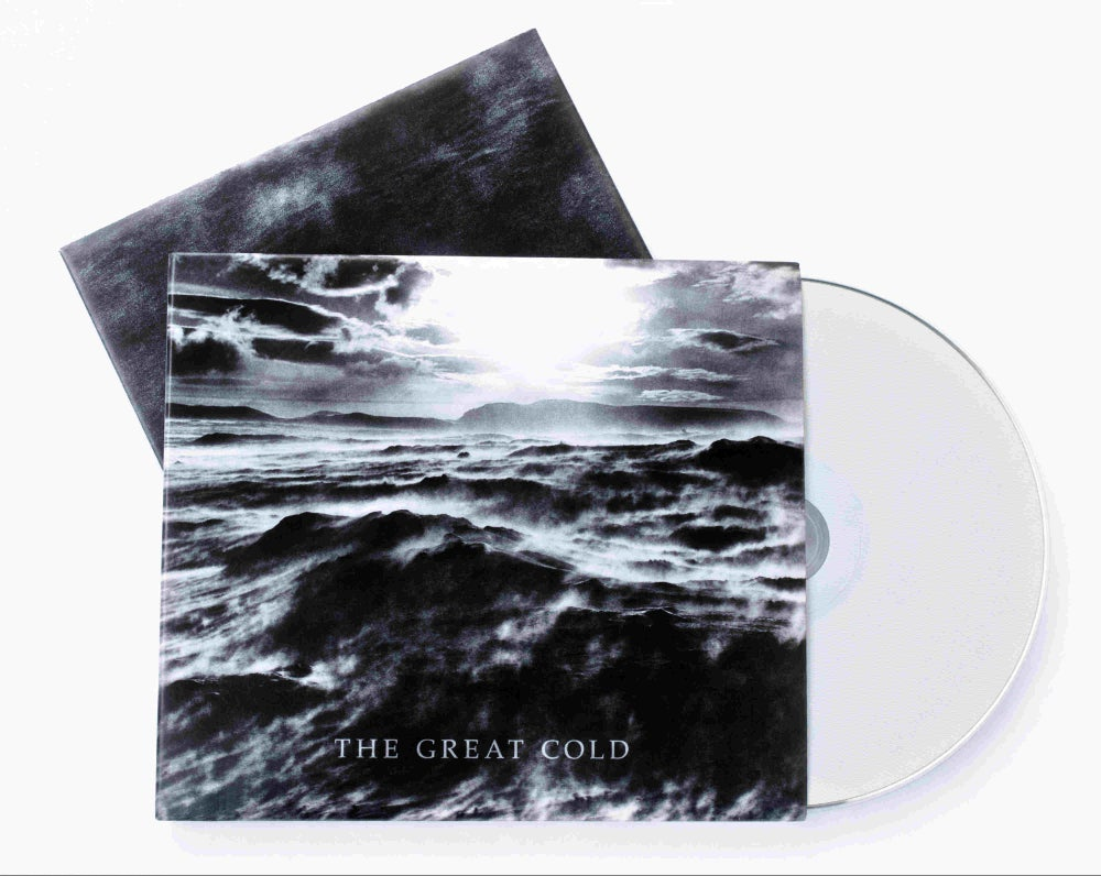 "Image of ""The Great Cold""  CD"