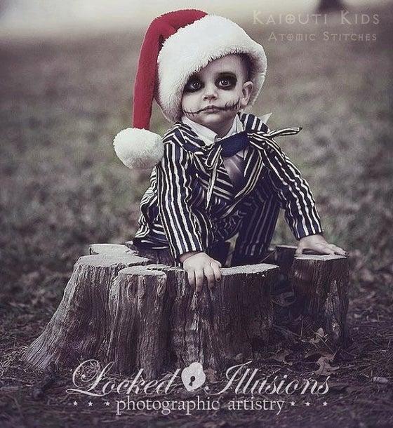 Image of Baby Jack Skellington Costume