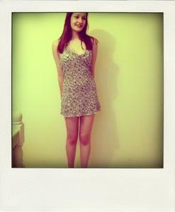 Image of Polka dot Mini-dress