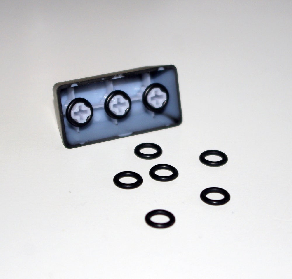 Image of Tigri Cherry Mx O-Ring Switch Dampeners (40A - Black)