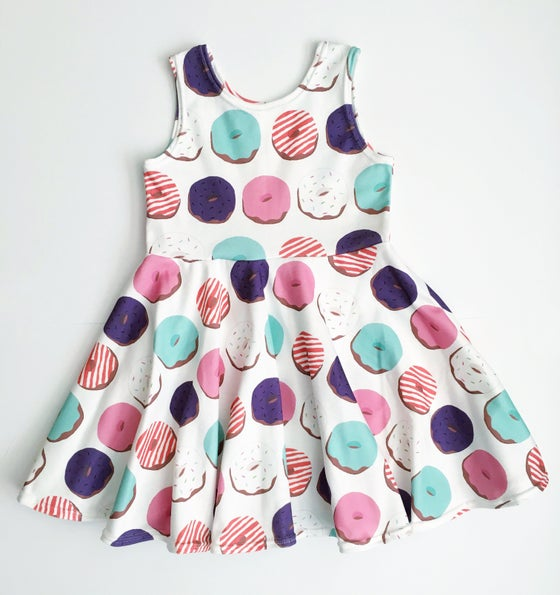 Image of PRE-ORDER Organic Donut Play Dress