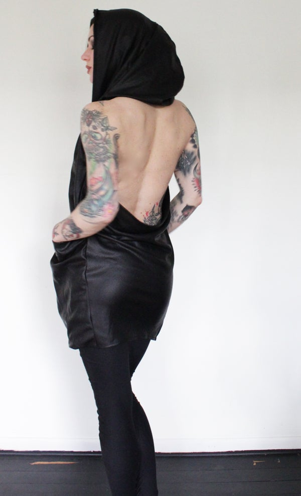 Image of Open Back Vest