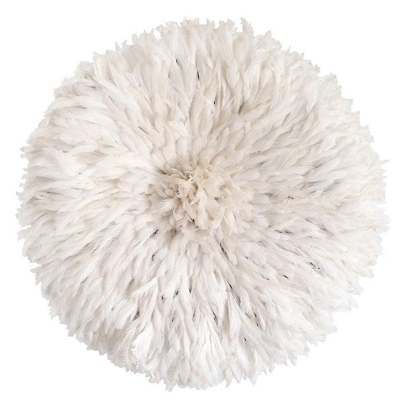 Image of Juju Headdress White