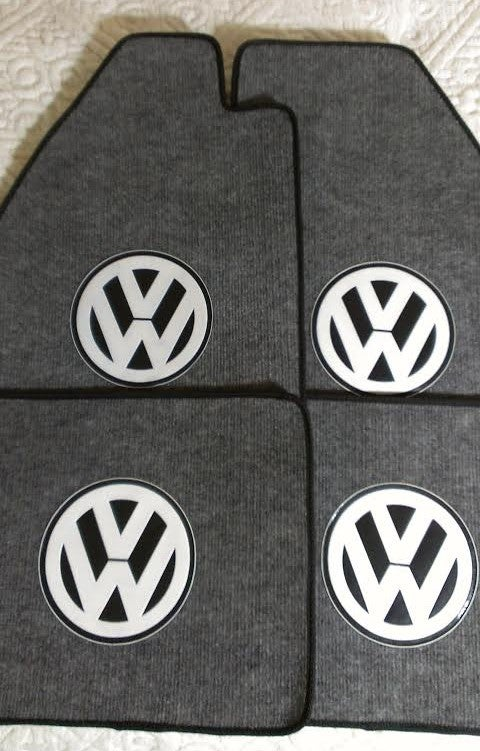 Vw Bug Carpet Floor Mats Set Foreign Concepts Vw