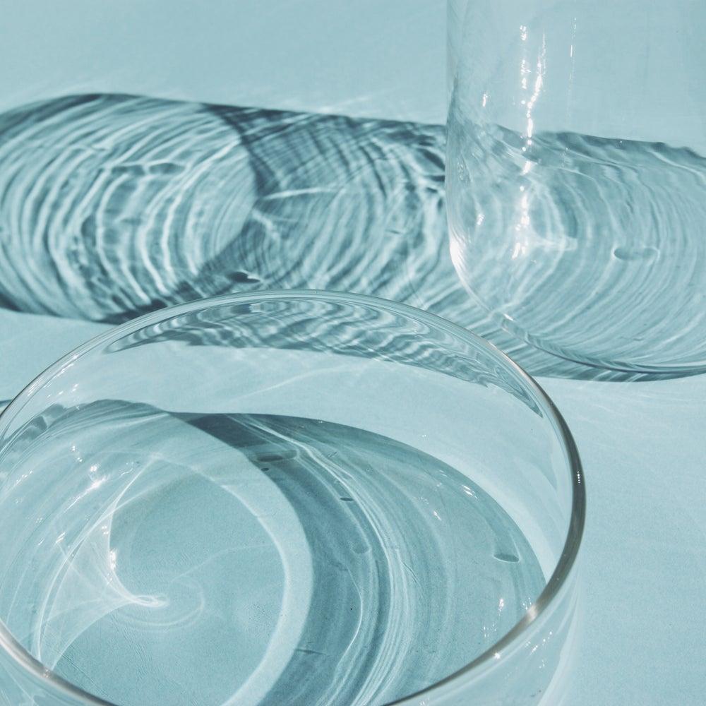 Image of glassware