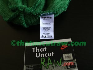 "Image of supreme ""morocco"" beanie, used"
