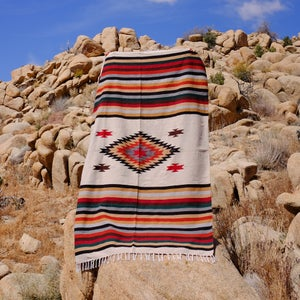 Image of Desert Diamond Southwest Textile - Earth