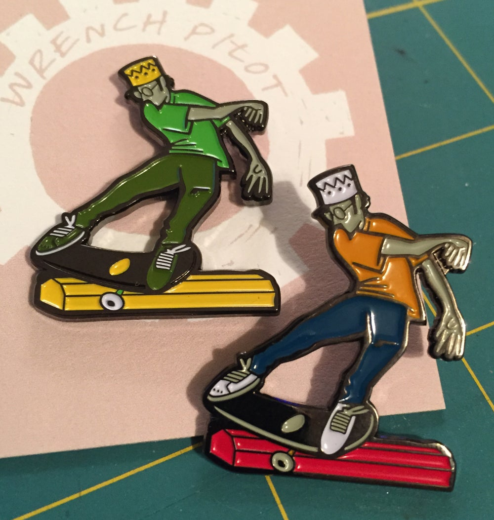 Image of WRENCH PILOT SLAPPY PIN