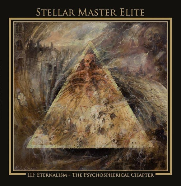 "Image of Stellar Master Elite - CD ""III: Eternalism"""