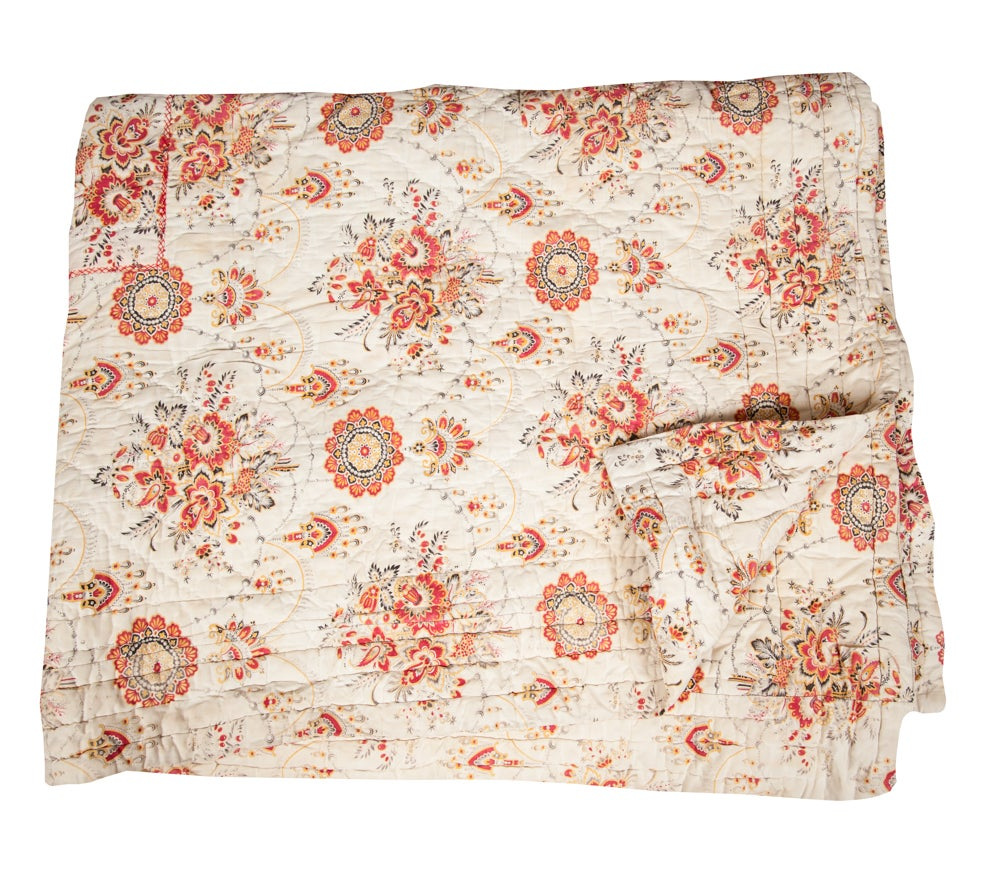 Image of 19th Century Provence Quilt