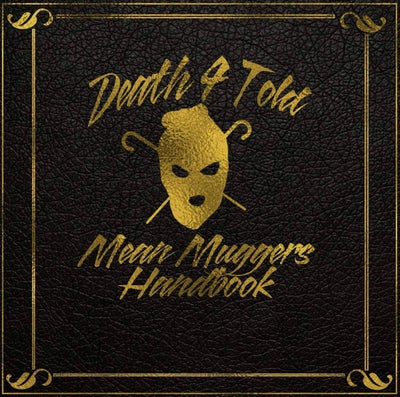 Image of DEATH 4 TOLD -- MEAN MUGGERS HANDBOOK CD