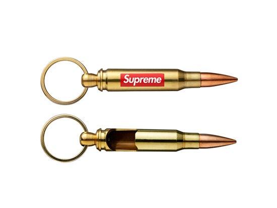Image of Supreme Bullet Bottle Opener 2013 SS