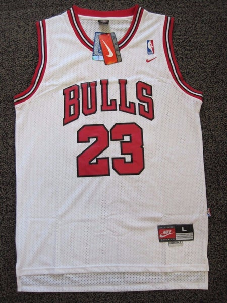 Image of MICHAEL JORDAN SWINGMAN JERSEY | WHITE