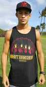 Image of Night Marchers tank top (black)