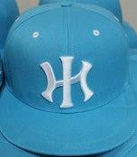 Image of HI hat (turquoise)