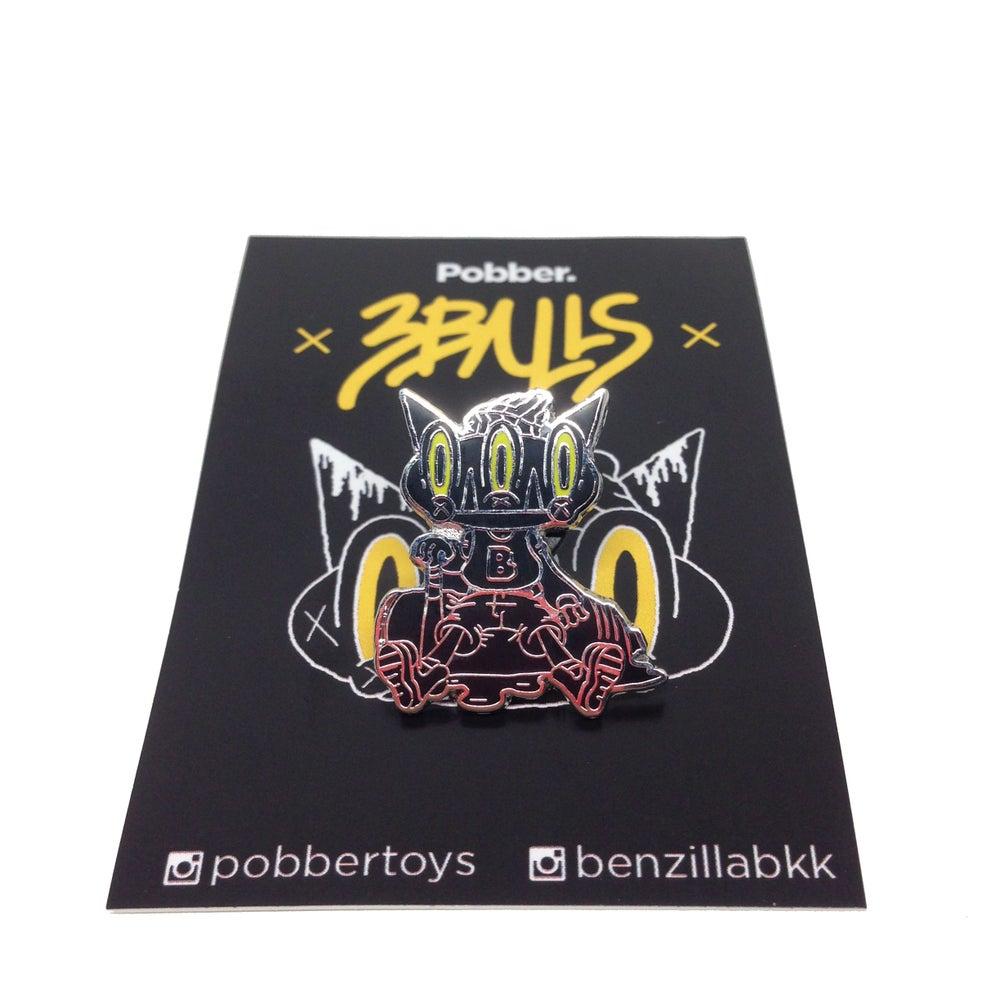 Image of 3Balls Pin