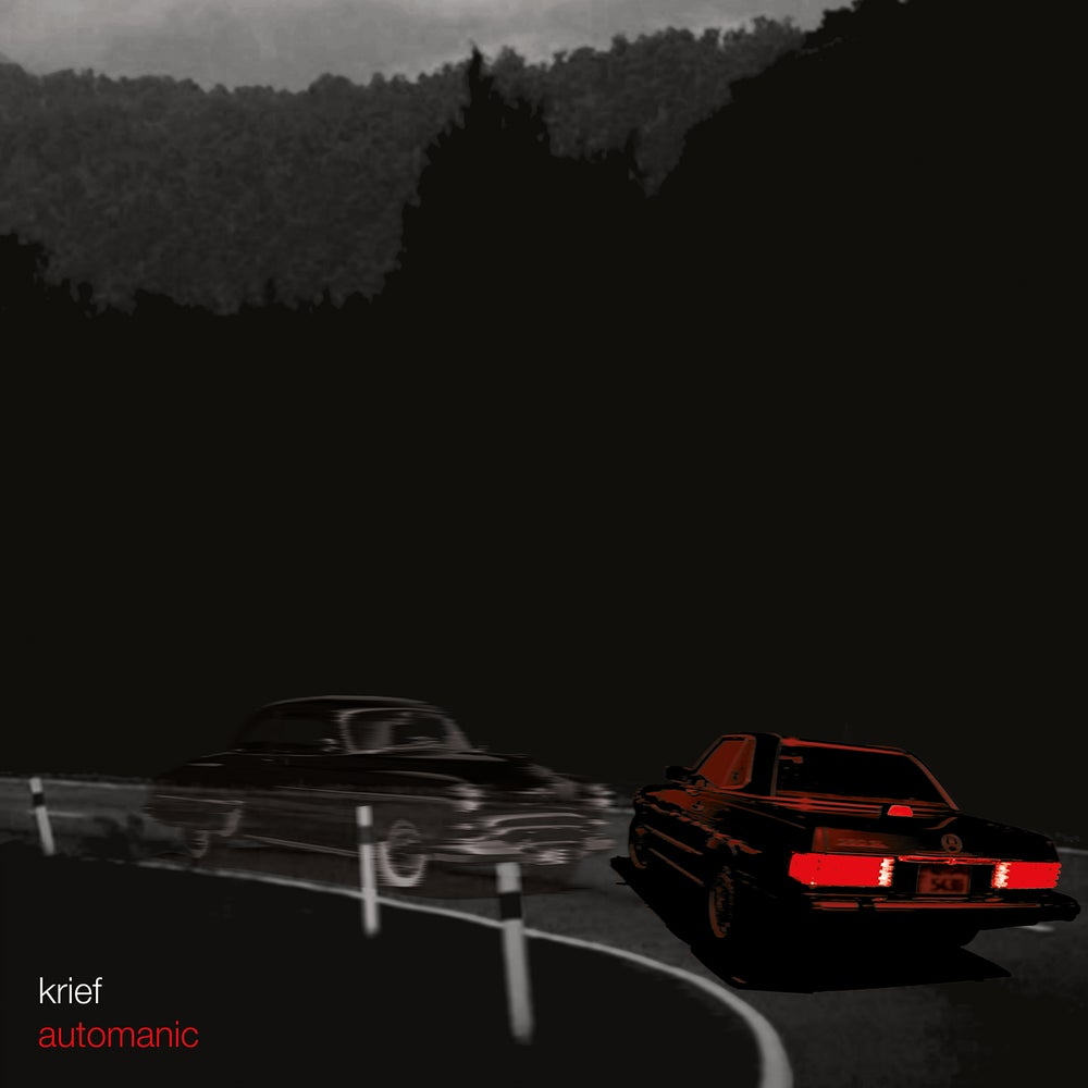 Image of Krief - automanic (2 x LP)