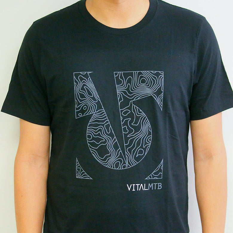 Image of Topo T-Shirt, Black
