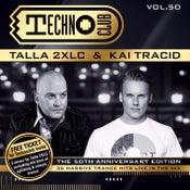 Image of Technoclub Vol. 50 Talla 2XLC and Kai Tracid.