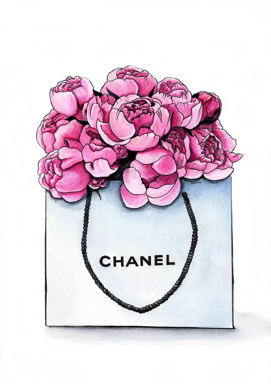 Image of Chanel Peonies