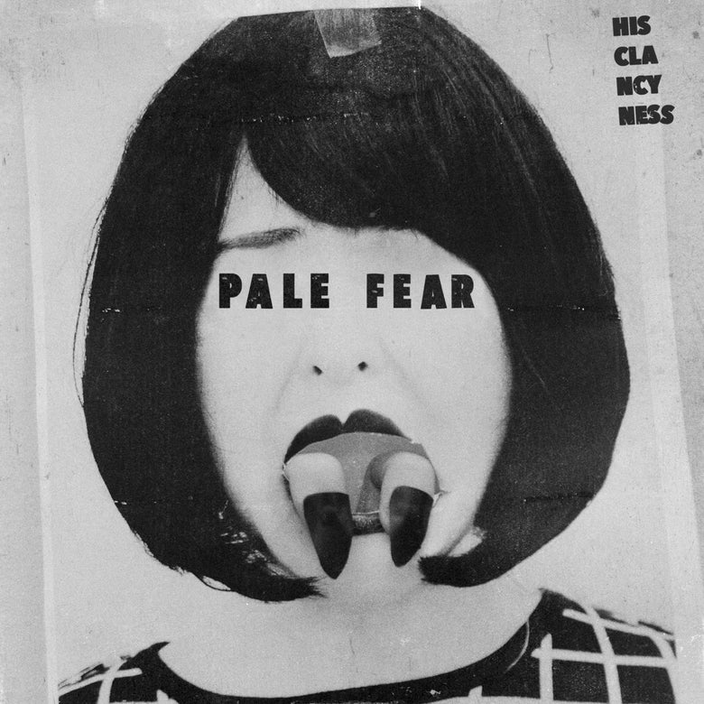 "Image of His Clancyness - Pale Fear / Coming Up Empty 7"" (MDR010)"