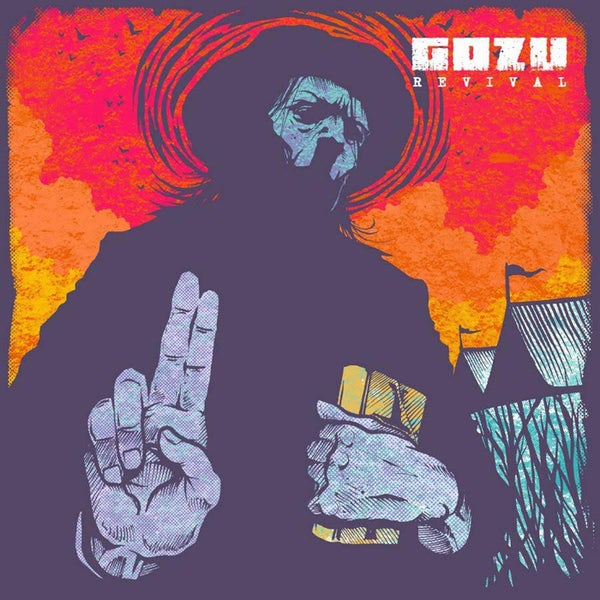 Image of Gozu - Revival CD