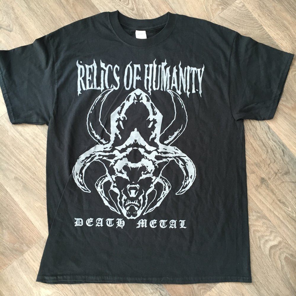 Image of RELICS OF HUMANITY - Death Metal T-Shirt