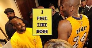 Image of I Feel Like Kobe Pin LE of 100