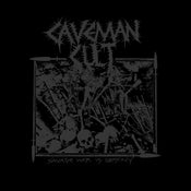 "Image of CAVEMAN CULT ""Savage War Is Destiny"" CD"