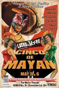 Image of Cinco de Mayan 2016 Poster