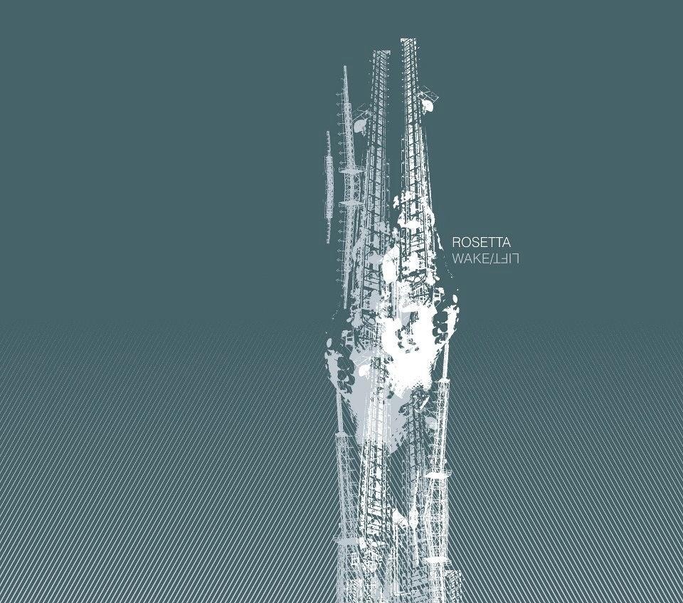 Image of Rosetta - Wake/Lift 2xLP
