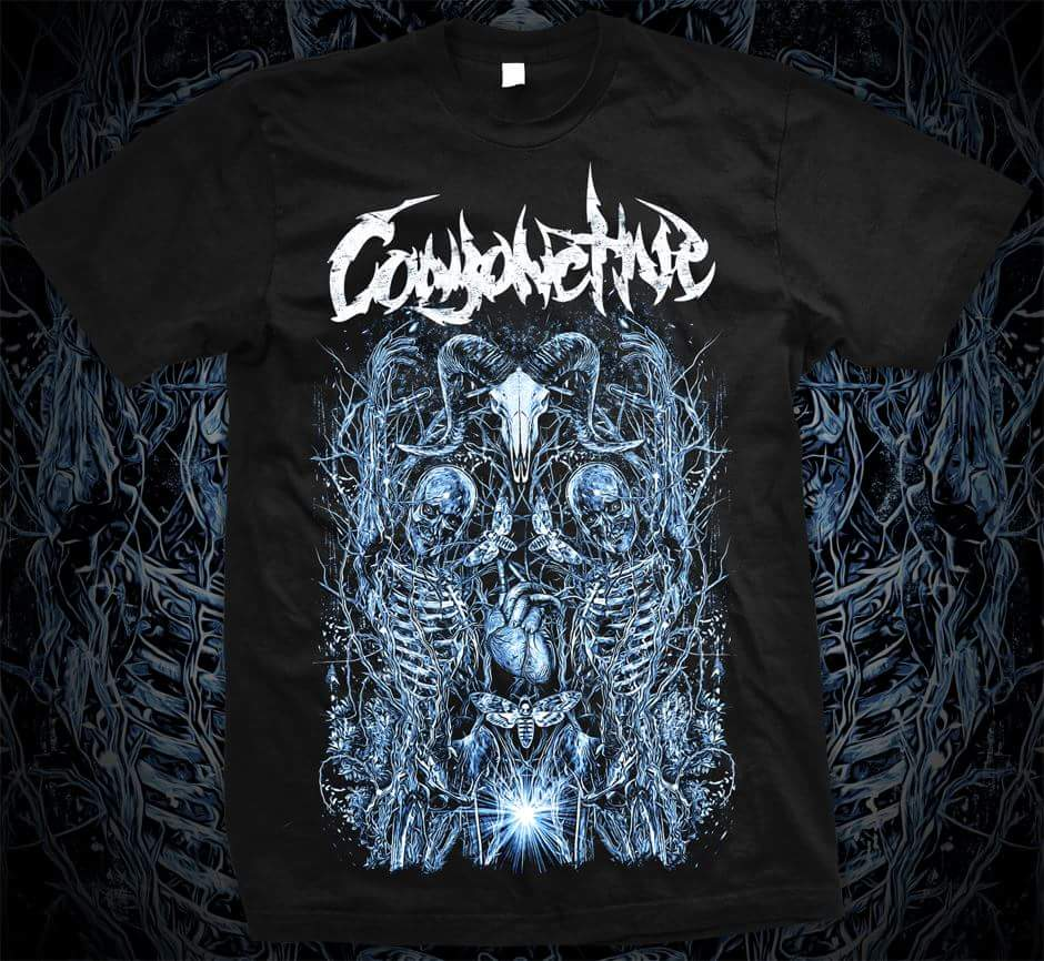 "Image of T-Shirt ""Demon"""