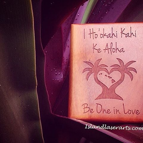 Image of Be One in Love Wall Hanging