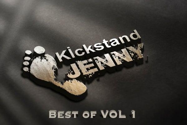 Image of Kickstand Jenny CD