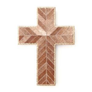 Image of Hermes Prayer Tribe Cross