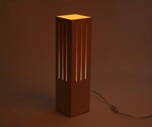Image of CAVALLUM, the wine-lamp.