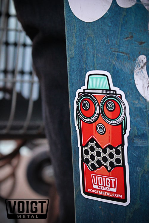 Image of Robot Stickers