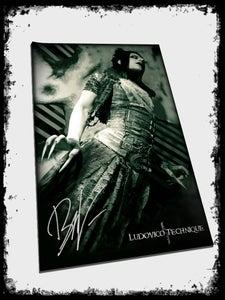 Image of Autographed Ben V- Poster II