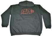 Image of Paperstack Apparel 'PAPE' Bred Hood (Varsity Red/Black) RRP$64.95