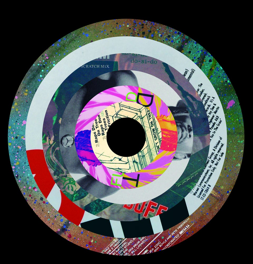 """Image of 12"""" VINYL - Just Stay Funky Like That (+ Sample Map Sticker Set) (CNP004)"""