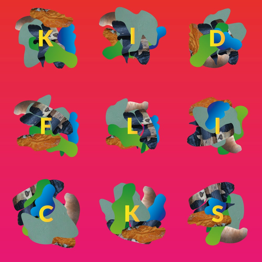 Image of Kid Flicks - Kid Flicks LP