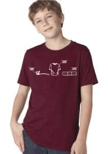 "Image of ""Everyday Things"" Youth Unisex T-Shirt"