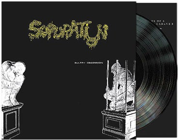 Image of Vinyle SUPURATION: Sultry Obsession + bonus tracks