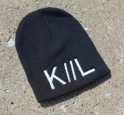 Image of Knocked Loose Beanie/Skullcap: K//L