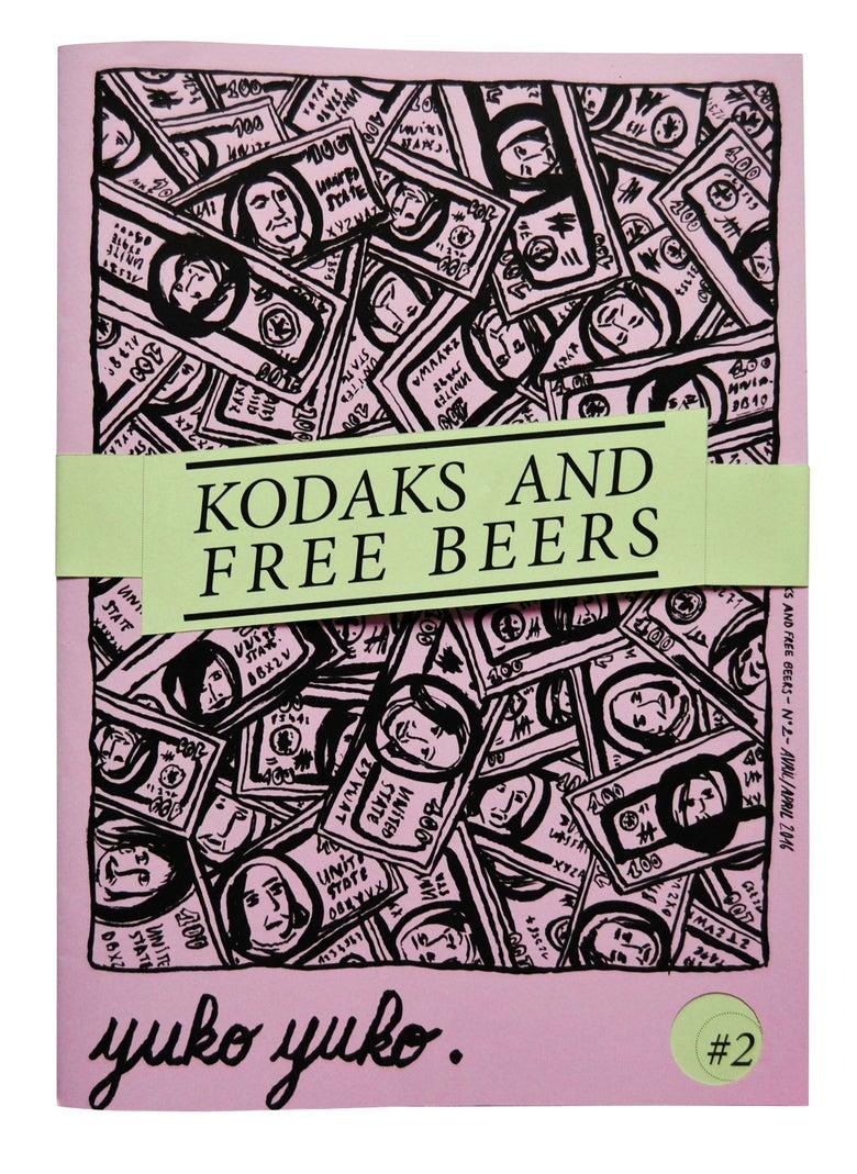 Image of Kodaks & Free Beers #2 : Yuko Yuko