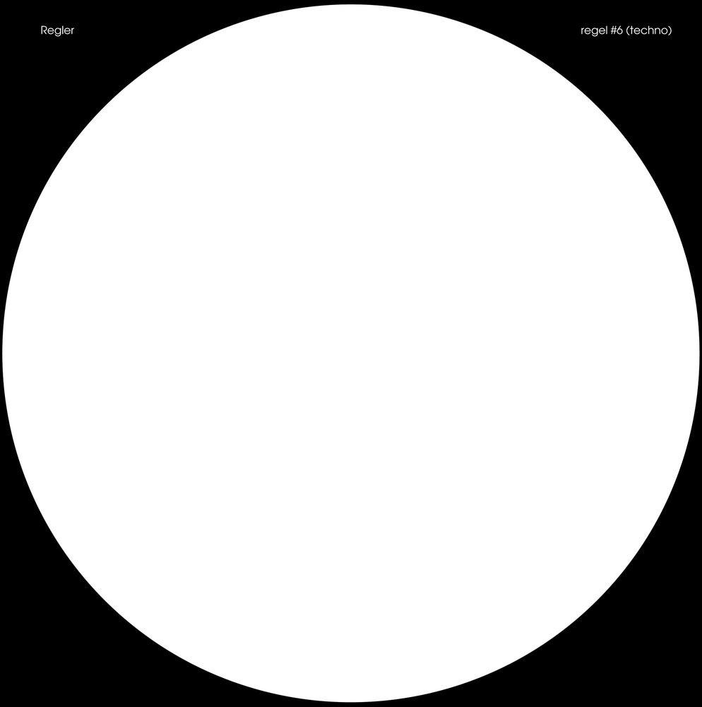 """Image of Regler """"Regel #6 (Techno), Regel #7 (Drone)"""" LP"""