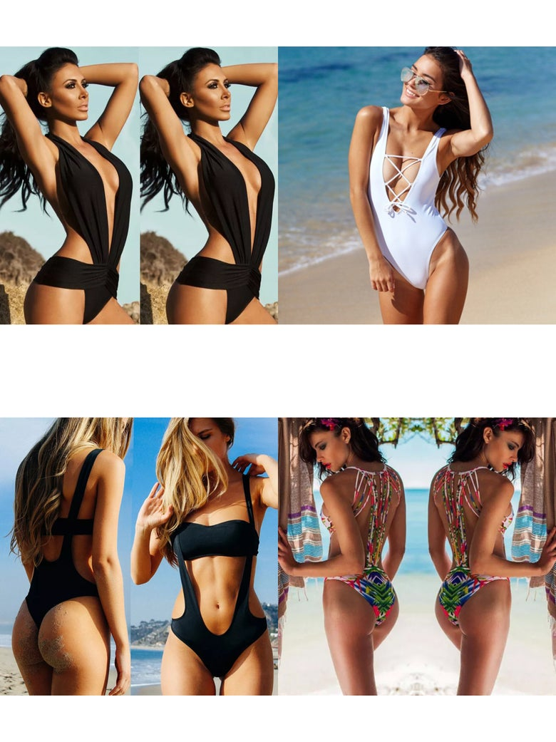 Image of Ladies Swimsuits