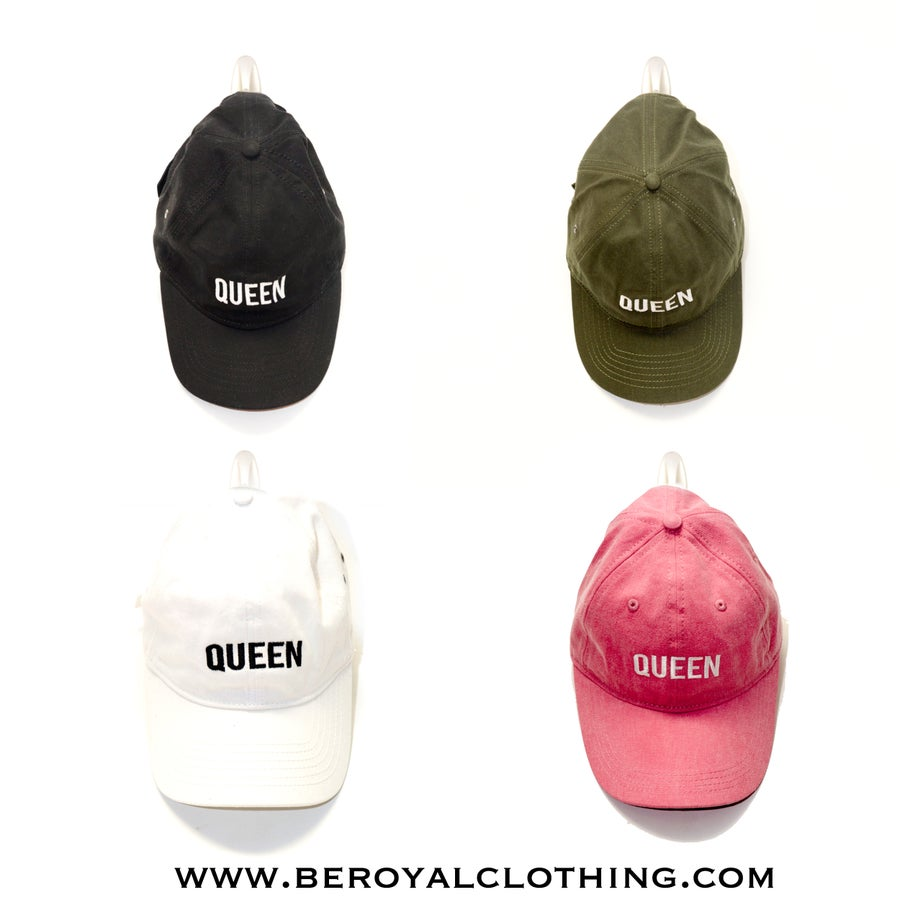 "Image of BeRoyal ""Queen"" Dad Hats"