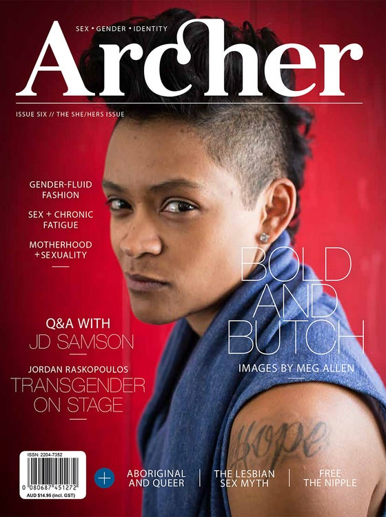 Image of ARCHER MAGAZINE #6 - 2016